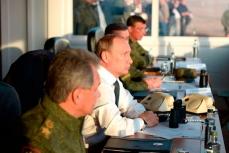 Стратегические командно-штабные учения.