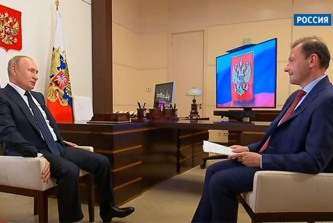 Путин рассказал, как чувствует себя его дочь, на которой испытали вакцину от COVID-19