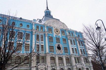 Нахимовское ВМУ, Санкт-Петербург.