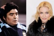 Марадона и Мадонна