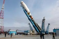 Запуск с космодрома Восточный.