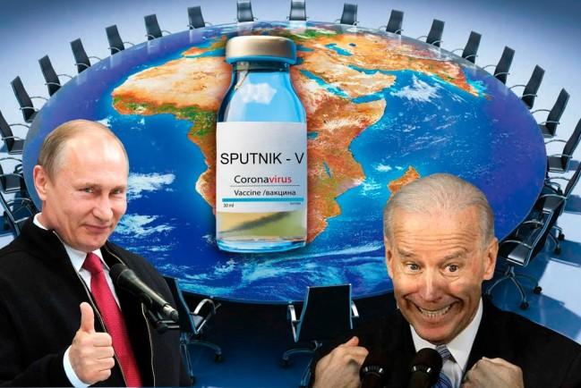 Эффективность «Спутника V» равноценна победе кремлёвской «мягкой силы»