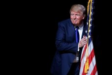 Трамп, Вашингтон, 9 ноября 2016.