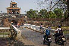 Императорская цитадель, г. Хюэ. Вьетнам.