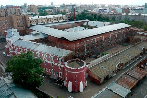 Бутырская тюрьма в Москве где сидел Нестор Махно