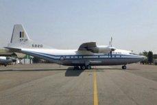 Самолёт Y-8-200F.
