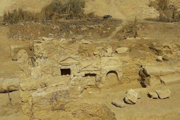Остатки греко-римского храма найдены в Салам, Египет
