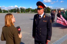 Министр внутренних дел Беларуси Юрий Караев