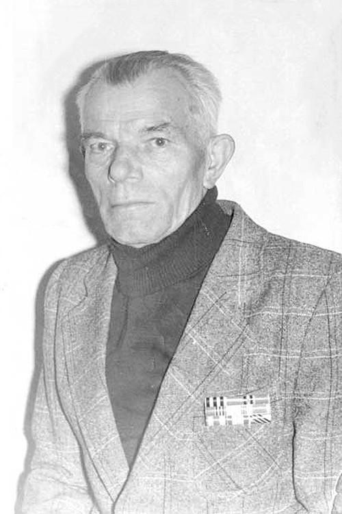 Мой дед - ветеран ВОВ Иван Стебельский