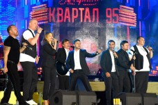 Владимир Зеленский и студия «Квартал 95»
