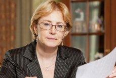 Вероника Скворцова, Министр здравоохранения, Москва.