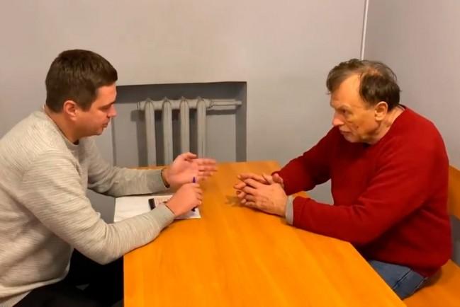 Доцент из СПбГУ Олег Соколов