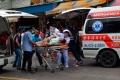 Пострадавшие при взрывах в Таиланде.