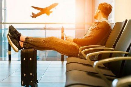 Опоздал на самолёт