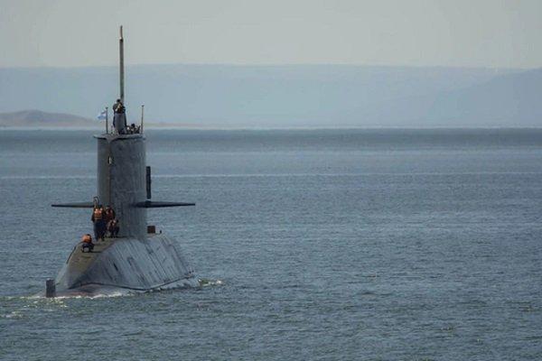 """Подводная лодка """"Сан-Хуан"""""""