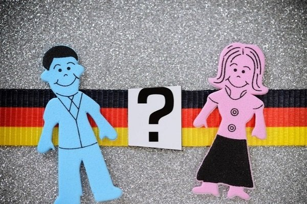 Мужчина или женщина
