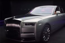 Rolls-Royce Phantom VIII.