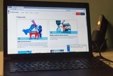 Сайт WikiLeaks.