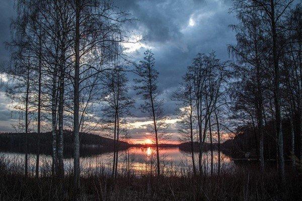 ВВязниковском районе ушло под землю целое озеро