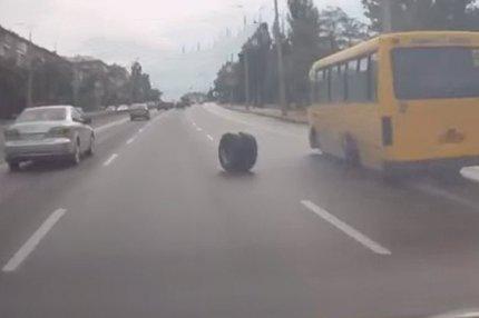 Колеса отвалились