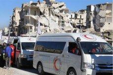 Восточный Алеппо, декабрь 2016.