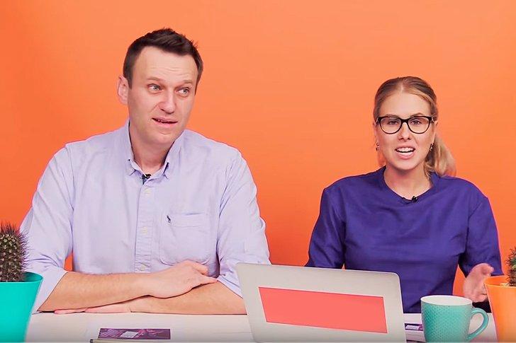 Навальный и Соболь используют детей в корыстных целях