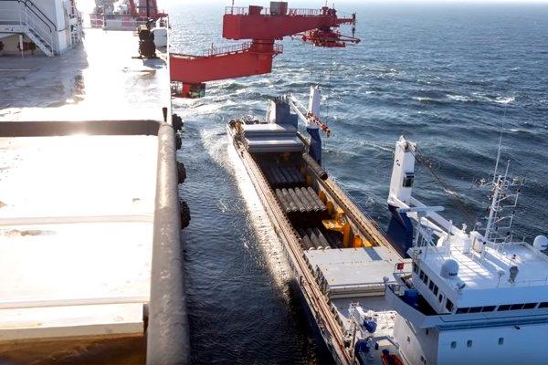 Строительство «Северного потока-2»
