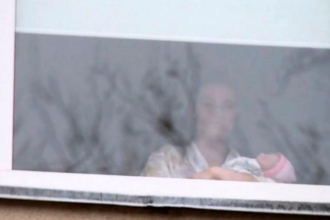 В Черкассах женщина родила под дверями больницы