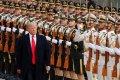 Трамп в Китае
