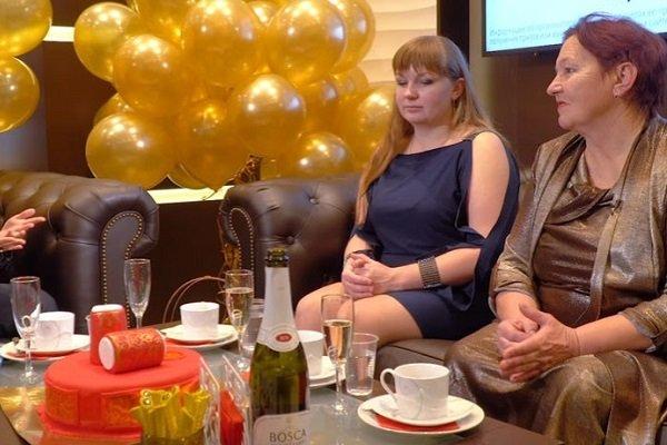 Наталья Власова с дочерью