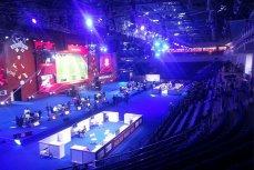 Турнир Moscow Cyber Cup по футбольному симулятору FIFA 19.