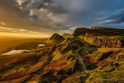 Шотландия.