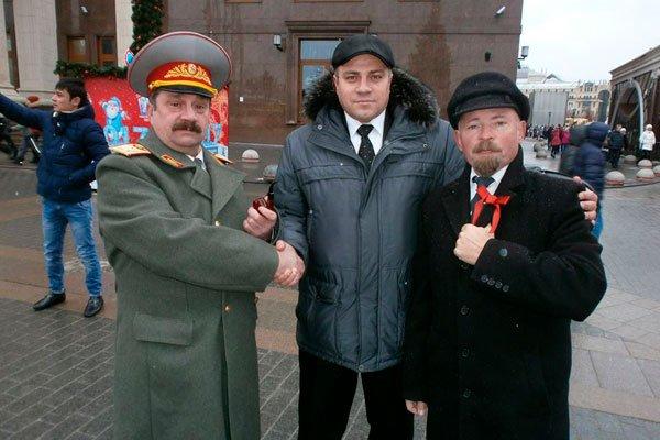 Кандидат на должность Президента Российской Федерации Перов Виктор Николаевич