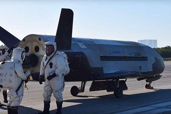 Вконце лета SpaceX выведет наорбиту экспериментальный орбитальный самолет США