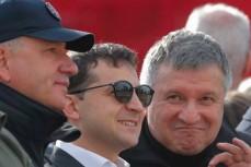 Аваков и Зеленский