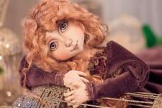 В Курске открылась выставка авторских кукол