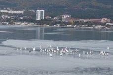 26-я Геленджикская регата. Соревнование по парусному спорту в Геленджике.