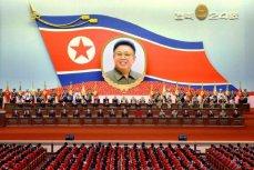 Ежегодное собрании партии в КНДР.
