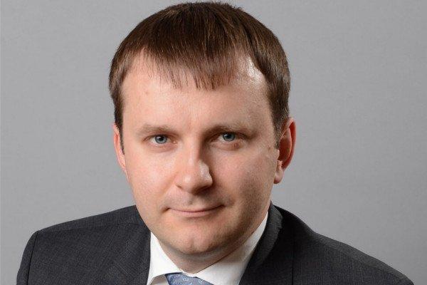 Министр Минэконом развития Максим Орешкин