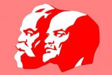 Карл Маркс и Владимир Ленин