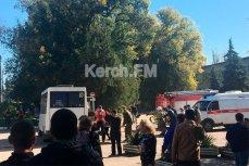 Массовое убийство в керченском колледже