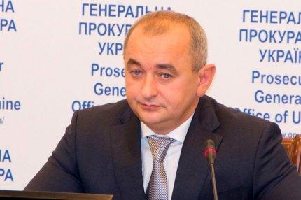 Военный прокурор Украины Анатолий Матиос
