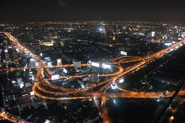 Небоскреб Байок-скай (Baiyoke Sky). Бангкок, Таиланд.
