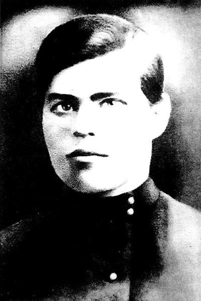 Нестор Махно, 1906 год