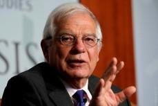 Высокий представитель Европейского Союза по внешней политике и политике безопасности Жозеп Боррель
