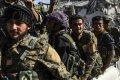 Боевики сирийских демократических сил