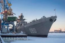 Тяжелый ракетный крейсер проекта 1144 «Адмирал Нахимов»