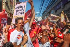Выборы в Бразилии. Кандидат от демократов Фернанду Аддад