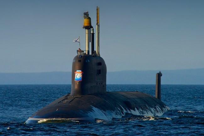 Российская атомная подлодка