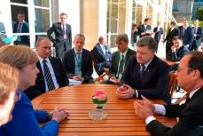 """Переговоры в """"нормандском формате""""."""